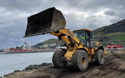 Sellado de vertederos de residuos industriales y recuperación de zonas paisajísticas en Amurrio y Basauri